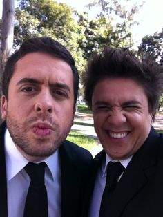 Eu e Mauricio Meirelles, o inimigo dos jornalistas!!!