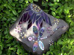 Dragonfly Mosaics - Carol Deutsch