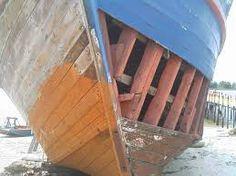 scafi in legno -