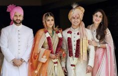 Soha Ali Khan married Kunal Khemu in an intimate ceremony in Mumbai on the 25th of January 2015. The lovebirds kept the ceremony strictly a family affair but we made sure to scour social media to bring to you the inside information and the best of the pictures from the celebrity wedding.   ......... Discover more articles here: http://strandofsilk.com/indian-fashion-blog