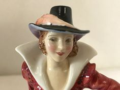 A rare one indeed! LESLIE HARRADINE WAS THE DESIGNER. HTF, for the serious collector! From estate of extensive Royal Doulton collector. | eBay!