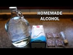 How To Make A Rubbing Alcohol Substitute - How To Make A Rubbing Alcohol Substitute Estás en el lugar correcto para diy Aquí presentamos diy - Distilling Alcohol, Homemade Alcohol, My Mirror, Mirrors, Colorful Vegetables, Rubbing Alcohol, Hand Sanitizer, Drinking Water, Bottle
