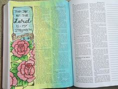 Bible_Journaling- Easy to follow Tutorials