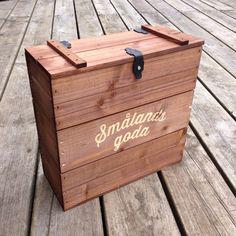Smålands goda låda - variant stående!