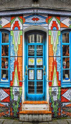 Ornamental Door Art - Bavaria