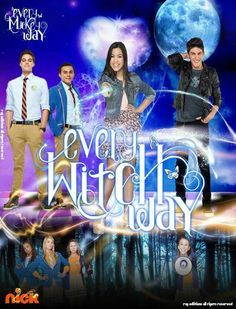 Every witch way best show Eva and season 3 is comming out in january tu sooo excited