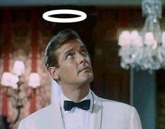 Roger Moore, Classic Tv, Classic Films, Simon Templar, The Saint Tv Series, Emission Tv, Mejores Series Tv, 60s Tv, Templer