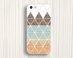 iPhone5 case triangle iPhone 4s case iphone 5c by Emmajins on Etsy, $9.99