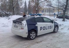 Poliisi Toyota