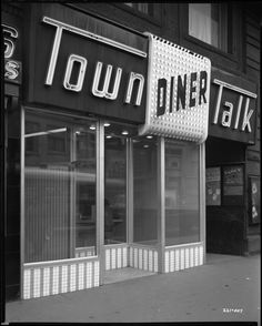 town talk diner - Google Search
