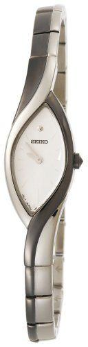 Seiko Women's SZZC53 Modern Jewelry Watch
