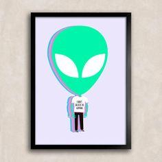 Poster Alien - Encadreé Posters