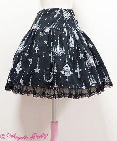 Holy Lanternローウエストスカート