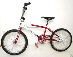 Kuwahara BMX. Cool 80s bike used in ET