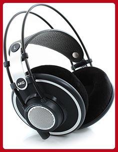 AKG Pro Audio K702 Channel Studio Headphones - Fun stuff and gift ideas (*Amazon Partner-Link)