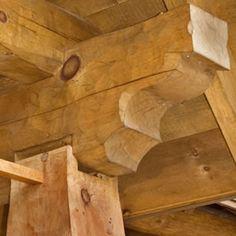 ( DAVIDSON Log / Timber Artisans ) Handcrafting Beautiful Log and Timberframe Homes of the Highest Quality | Muskoka, Ontario