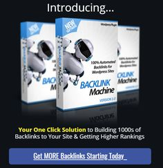 Backlinks Machine 3.0 Review + OTO 1, OTO 2, OTO 3 - by Ankur Shukla - Brand New Seo Wordpress Plugin That Help You Automatically Builds 100s And 1000s Of Backlinks For Every Single Blog Post, Page And Article On Your Site In Just Three Easy Step And Without Any Manual Work Seo Analysis, On Page Seo, Seo Agency, Seo Tools, Making 10, Wordpress Plugins, Getting To Know You