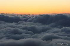 Crescent City Ramblings: Haleakala Sunset - Maui