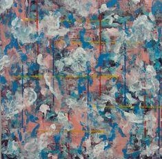 Rio de Janeiro II, schilderij van Arjen Vonk | Abstract | Modern | Kunst
