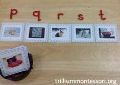 Montessori- Beginning Sound Pictures