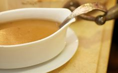 Gravy is an essential part of any holiday meal. Make our Dark, Rich Turkey Gravy and experience the best holiday dining of your life. Featuring turkey wings and necks with a variety of seasonings and spices, this gravy will impress all who taste it!