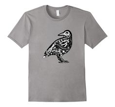 Raven Funny T-shirt