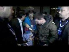 Lionel Messi crée un début d'émeute à Bucarest - http://www.actusports.fr/91672/lionel-messi-cree-un-debut-demeute-a-bucarest/