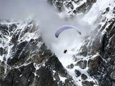 Bear Grylls Parameters Over Everest