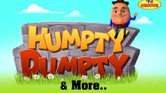 Humpty Dumpty Sat on a Wall & More English #Nursery #3D #Rhymes | 32 Minute... Humpty Dumpty Sat on a Wall #Nursery #Rhyme #Song, #Best #English #Rhyme Songs, Popular #NurseryRhymes Collection for Kids with #Beautiful #3D