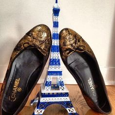 From Paris with Love.