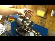Engine Rebuild 101 - Part 8 - Cutting Piston Ring Grooves - YouTube