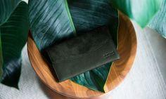Ella Purse EcoForest Green Wallet