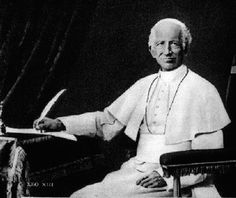 Image result for pope leo xiii