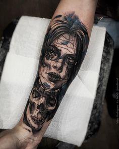"""""""Every passing minute is another chance to change everything forever."""" Dead Girl. - -Criações, Orçamentos e agendamentos somente pessoalmente e com hora marcada . -Contato :(11) 3044-0442 -Mail : tattooyou@tattooyou.com.br  Faz uma visita lá! Se localiza na Avenida Doutor Cardoso de Melo Número 320. Vila olímpia -  SP  Studio TattooYou. . #the_inkmasters #tattoodo #tattooistartmagazine  #savemyink #artcollective  #thebesttattooartists #tattoo2me #blacktattoo  #tattrx  #inked..."""