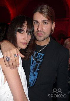 David Garrett Girlfriend 2014