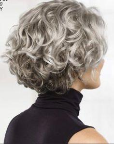 Grey Curly Hair, Curly Hair Cuts, Curly Bob Hairstyles, Short Curly Hair, Short Hair Cuts, Curly Hair Styles, Hairstyles Men, 4b Hair, Natural Hairstyles