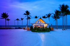 The Tiki Bar on the beach at the Tranquility Bay Beach House Resort    I have to go here!!!