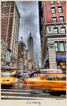 Nueva York Taxis
