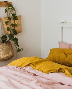 Color Story: Blush + Mustard | Erika Carlock | Bohemian lifestyle + design blog