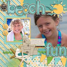 Ponytail Designs-Sandy Toes and Salty Kisses here: http://store.gingerscraps.net/Sandy-Toes-and-Salty-Kisses-Elements.html  Little Rad Trio-You Are My Sunshine Pretty in Green-Picture This here: http://store.gingerscraps.net/You-Are-My-Sunshine-alpha.html Pretty in Green-Picture This http://store.gingerscraps.net/Picture-This-By-Pretty-in-Green.html and a template from Connie prince found here: http://store.gingerscraps.net/Field-Day-12x12-Temps-CU-Ok.html