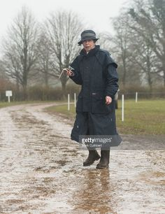 Princess Anne, Princess Royal attends the Gatcombe Park Horse Trials at Gatcombe…