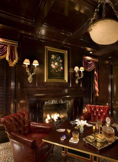 View the latest interior design concepts from Marshall Erb Design. This portfolio displays some of the newest living room interior ideas and designs. Home Library Design, Home Office Design, Home Office Decor, House Design, Home Decor, Design Design, New Living Room, Living Room Interior, Casa Steampunk