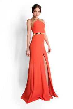 Night skies and evening dresses: Georges Hobeika - Fashionising.com