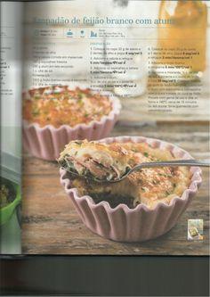 150 receitas as melhores de 2013 Secret Recipe, Fish And Seafood, Food Hacks, Yummy Food, Delicious Recipes, Muffin, Goodies, Menu, Vegan