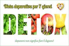 Dieta depurativa per 7 giorni, ricette invernali, Mangia senza Pancia