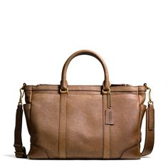 The Bleecker Metropolitan Bag In Pebbled Leather from Coach.....who wants to buy this bag for me? :)))
