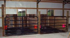 Horse stall ideas   Cygnet Farm Miniature Horses, Friendsville, Tennessee, History of the ...