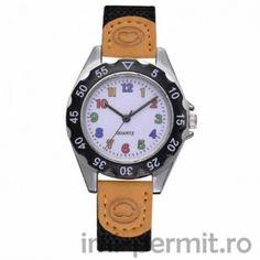 EG_ FJ- Children Kids Arabic Numbers Nylon Band Wristwatch Analog Quartz Watch L Best Kids Watches, Watches For Men, Nylons, New Shoes, Quartz Watch, Cool Kids, Kids Fashion, Clock, Ebay