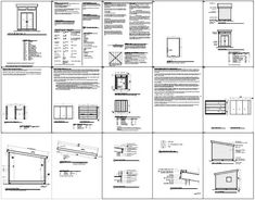 Free 12x20 Shed Plans