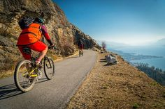 Is there a better way to spend a day than biking the KVR in the Okanagan? It combines great views and vineyards . Parks Canada, Mountain Photography, Canadian Rockies, Great View, British Columbia, Biking, South America, National Parks, Mountains
